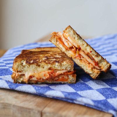 Supertosti Kimchi