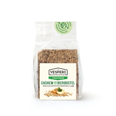 Crackers Cashew & Bierbostel