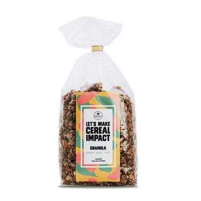 Granola - Amandel, Kaneel, Honing