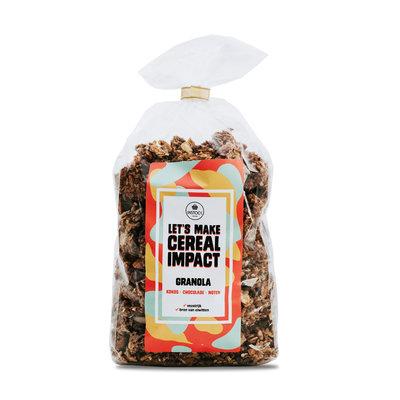 Granola - Kokos, Chocolade, Noten