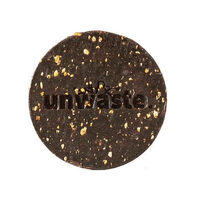 Unwaste vaste handzeep koffiedik / sinaasappel