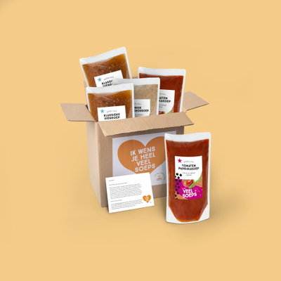 Heel Veel Soeps-pakket