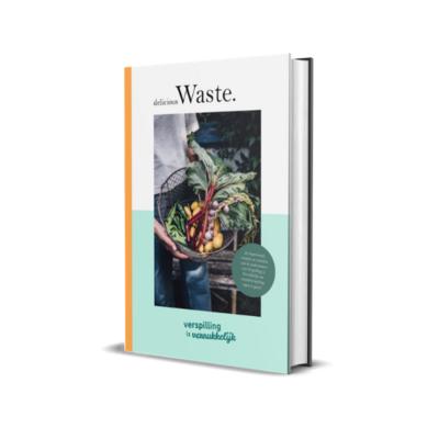 Delicious Waste kookboek (PRE-SALE)