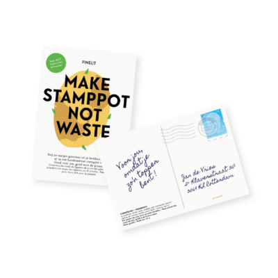 Stamppotstarter