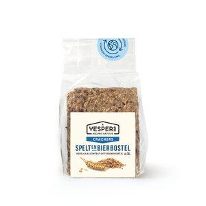 Crackers Spelt & Bierbostel