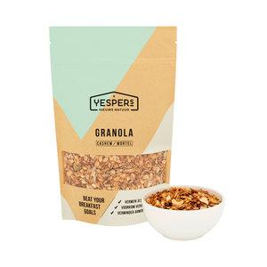 Cashew Wortel Granola