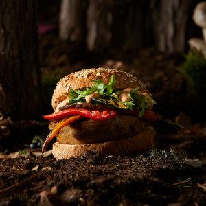 Oesterzwam Burger