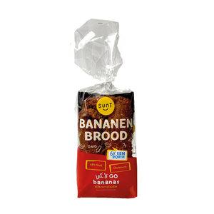 Bananenbrood Chocolade