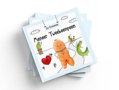 Kinderboek Meneer Tweebeenpeen